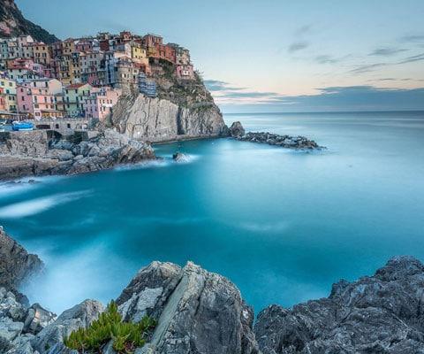 Corso fotografico Cinque Terre