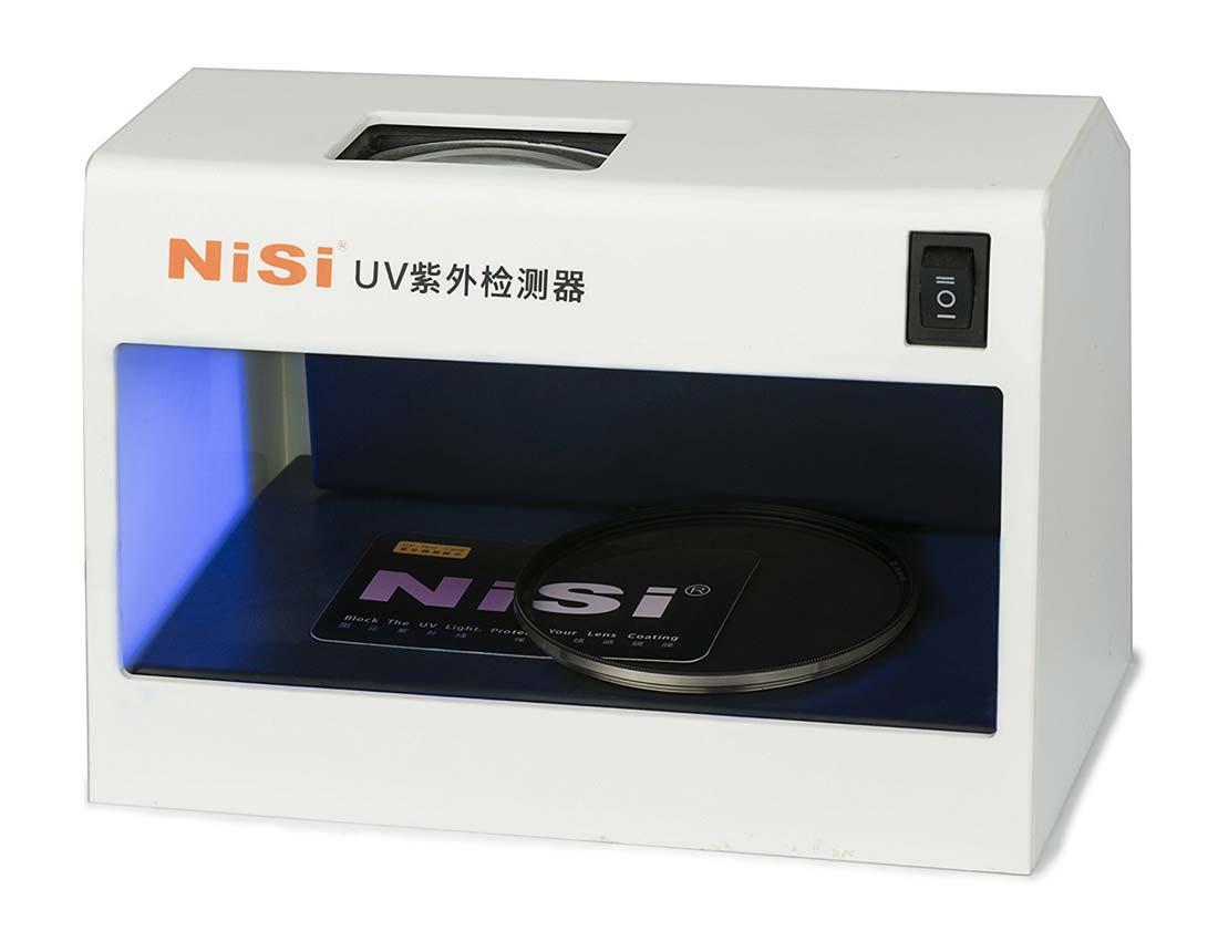filtro UV alta qualità titanio NiSi