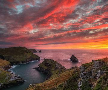 corso fotografico in Inghilterra Cornovaglia Devon