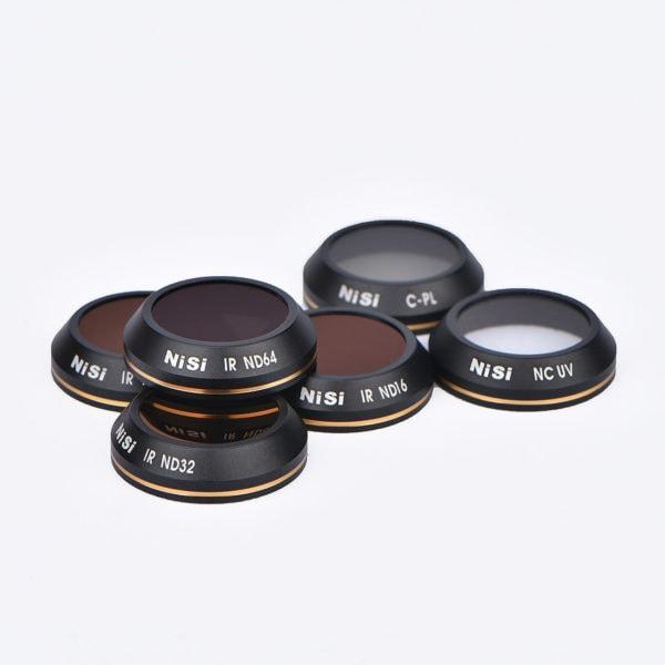 Filtri ND e Polarizzatore per Mavic Pro