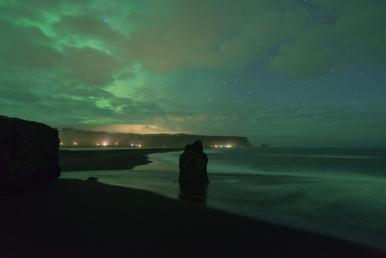 Nisi natural night inquinamento luminoso aurora dopo