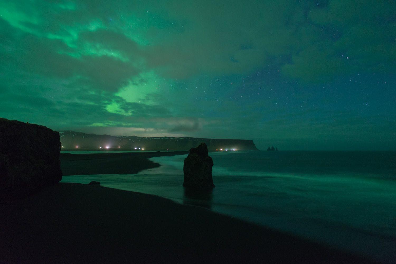 Nisi natural night inquinamento luminoso aurora prima