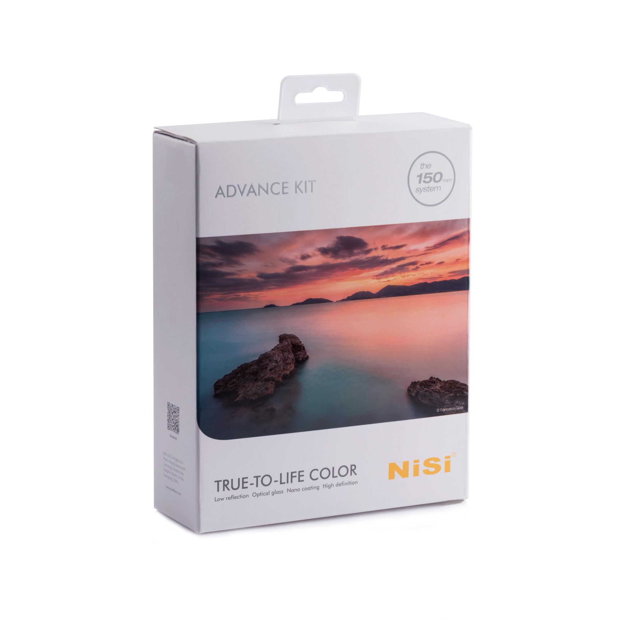 Nisi advance kit 150mm