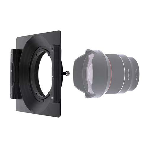 NiSi porta filtri 150mm per Samyang AF 14mm F2.8 FE