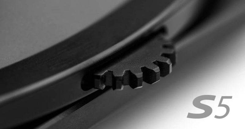 Porta filtro Holder S5 150 NiSi