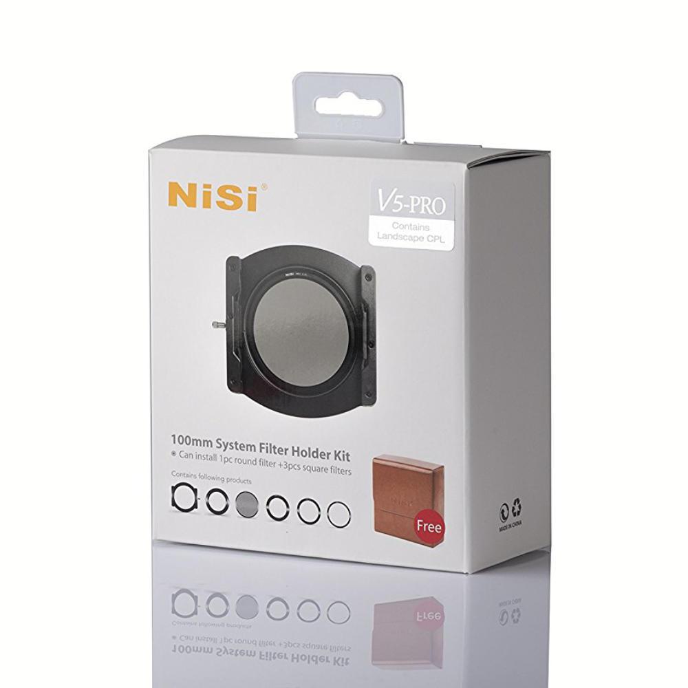 Holder porta filtri V5 Pro con Polarizzatore