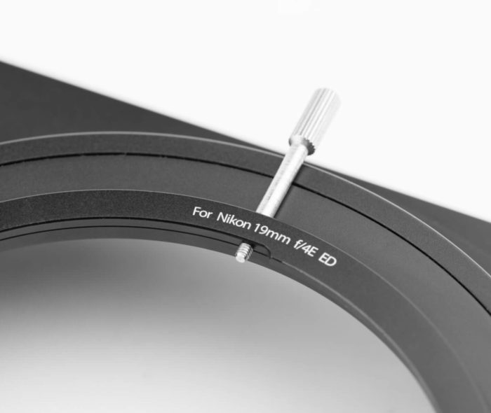 Nikon Nikkor 19mm F4E ED Tilt Shift Filtri