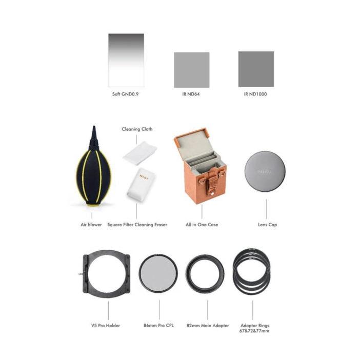 Starter Kit Filtri NiSi