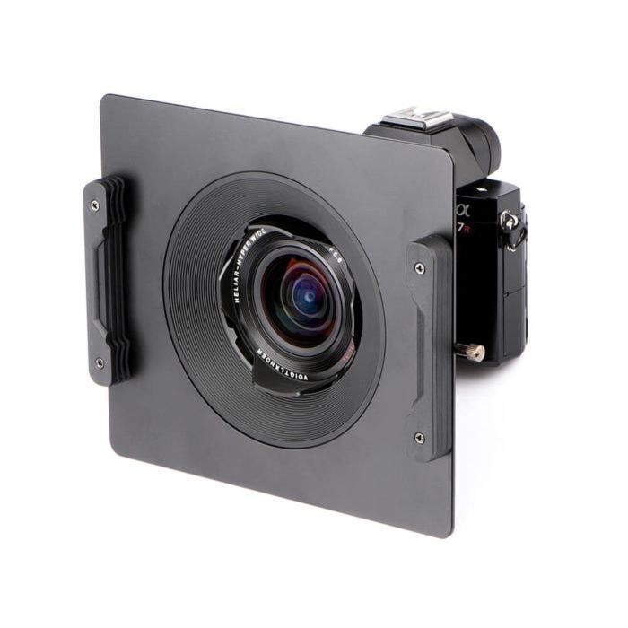 Voigtlander 10mm f/5.6 porta filtri