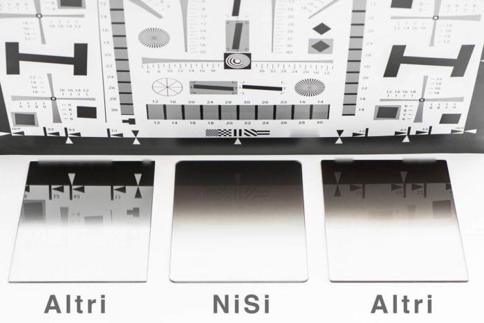 Filtri NiSi GND 150mm qualità