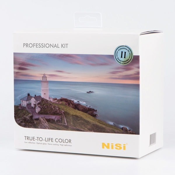 kit professional filtri ND e GND NiSi