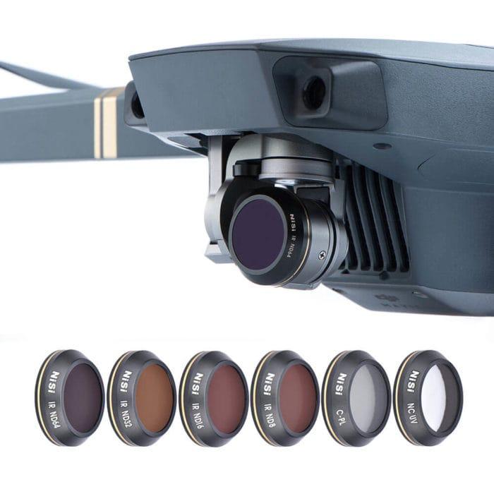 Filtri Drone Mavic Pro DJI