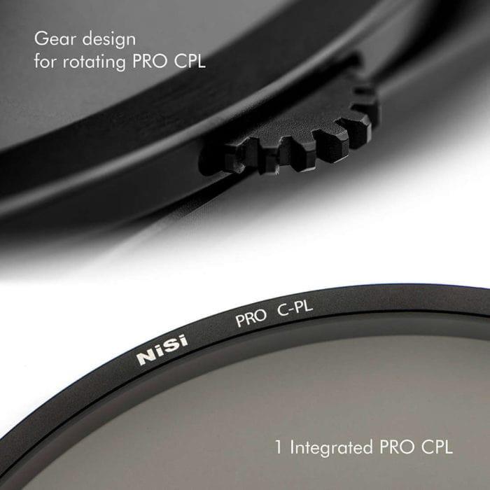 NiSi S5 filtri per Sony FE 12-24mm F4G
