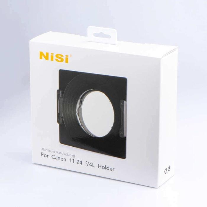 Holder filtri per Canon 11-24 f4