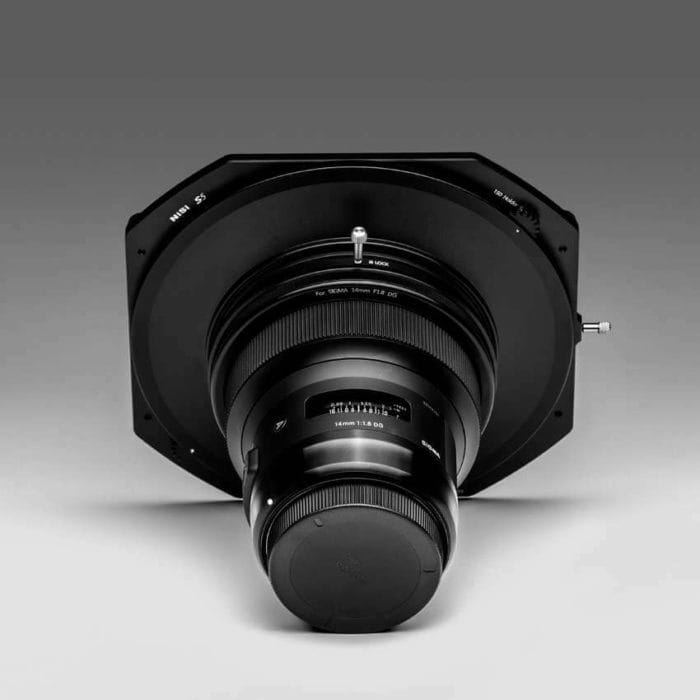 NiSi S5 Sigma 14mm f1.8