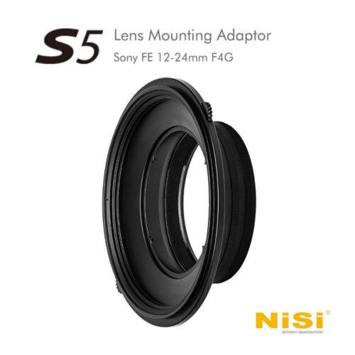 Adattatore Sony 12 24 NiSi S5