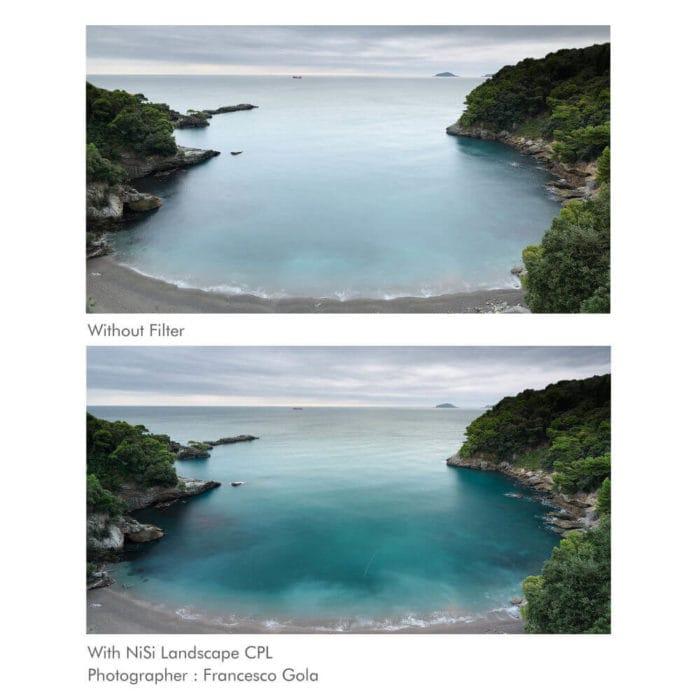 NiSi S5 con Polarizzatore Landscape