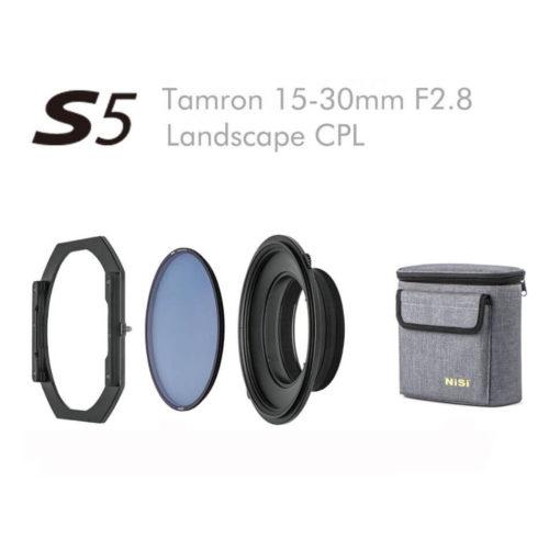Porta filtri Tamron 15-30 S5 Polarizzatore Landscape