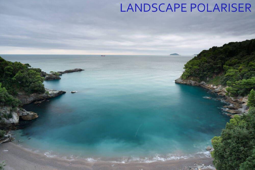 polarizzatore cpl landscape NiSi S5