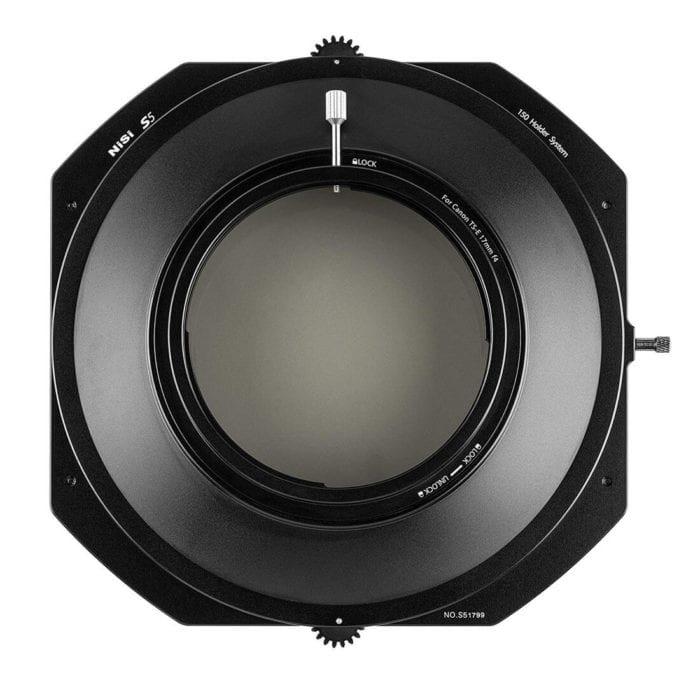 Filtri per Canon TS-E 17mm f4L