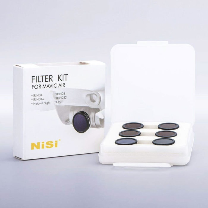 Filtro ND e Polarizzatore per Mavic Air