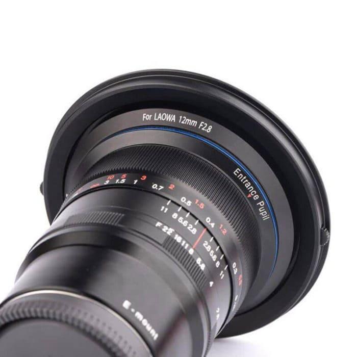 Holder filtri per Laowa 12mm f2.8