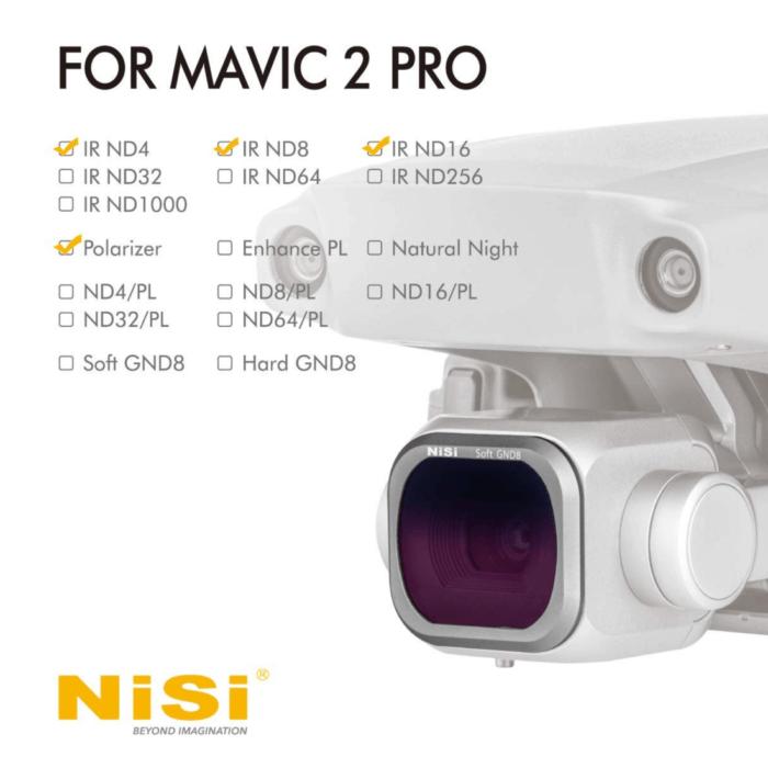 Filtri Drone Mavic 2 Pro Starter Kit