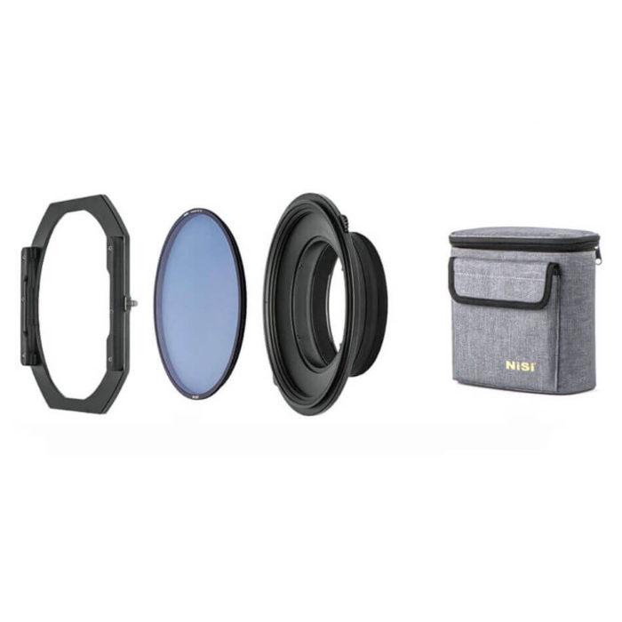 Holder Porta filtri NiSi S5 Polarizzatore Landscape per Sigma 14mm f/1.8