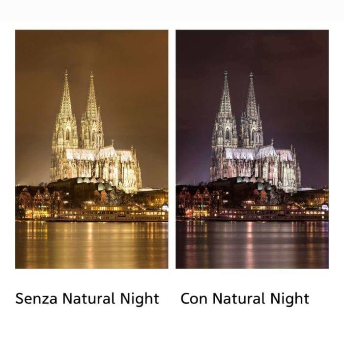 Kit NiSi con Natural Night