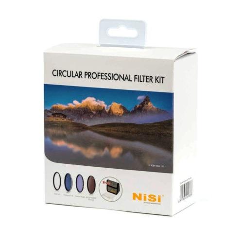 kit filtri circolari professional