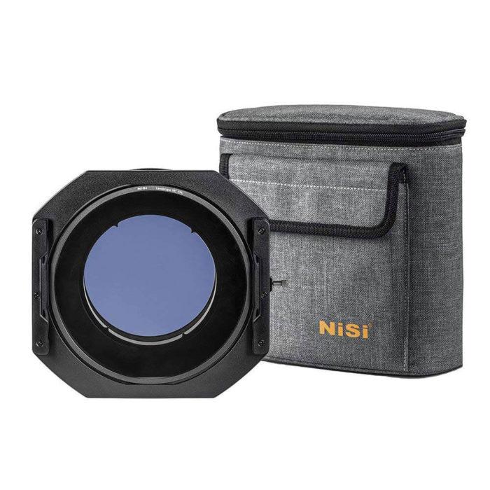holder filtri per Fujinon xf 8-16 F2.8 pola landscape
