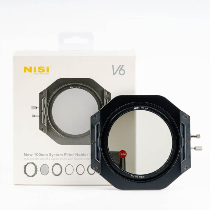 NiSi V6 Holder Filtri a Lastra CPL Pro