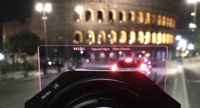 Fotografare in notturna