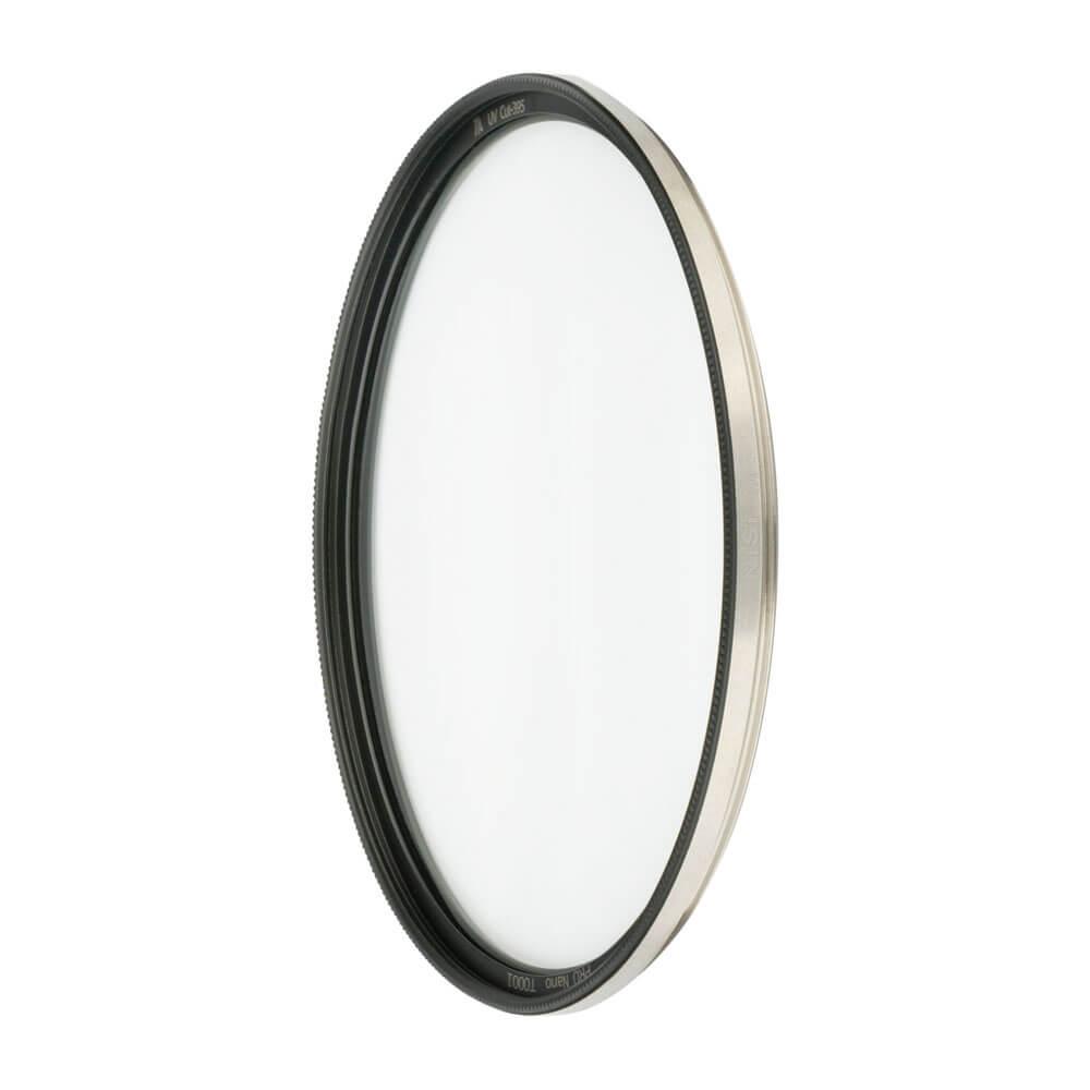 NiSi Filtro UV Ti Pro Nano Cut 395