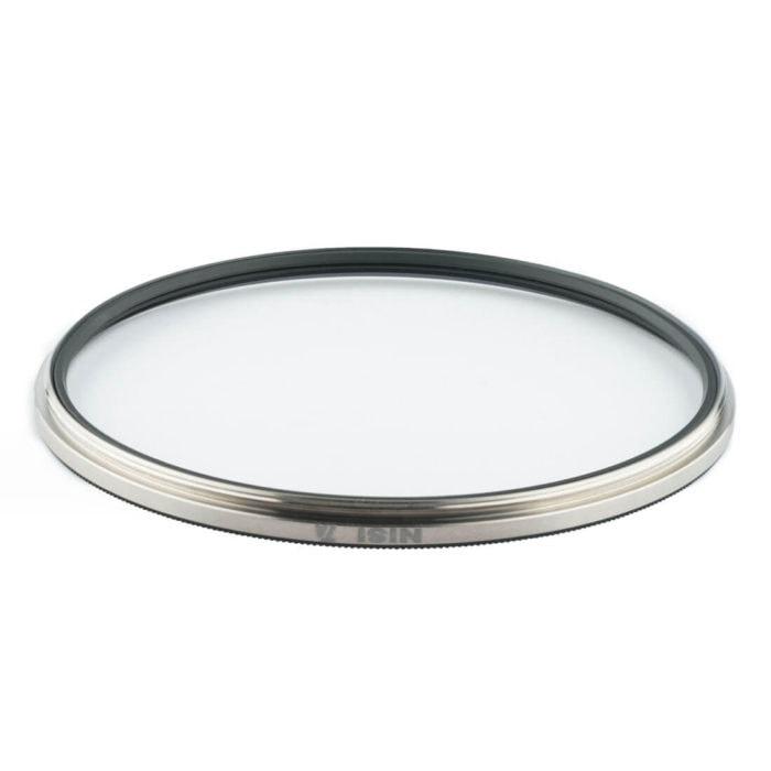 NiSi Filtro UV titanio cut395