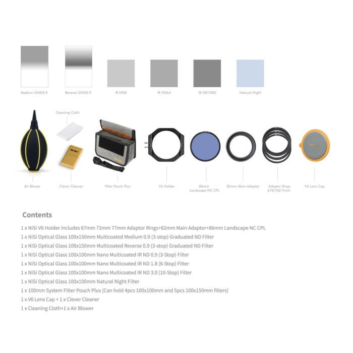 NiSi Kit V6 Advance
