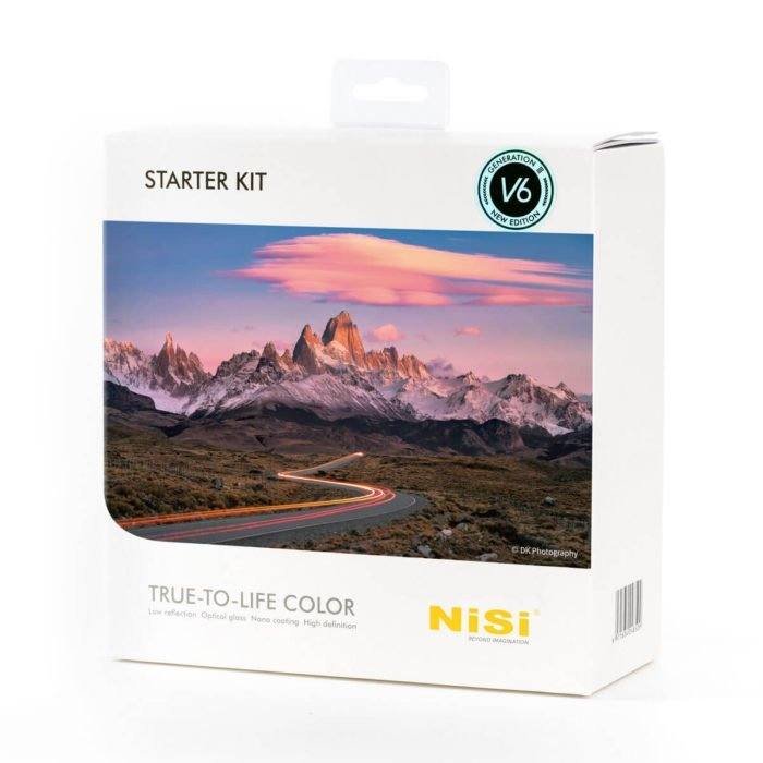 NiSi Kit V6 Starter