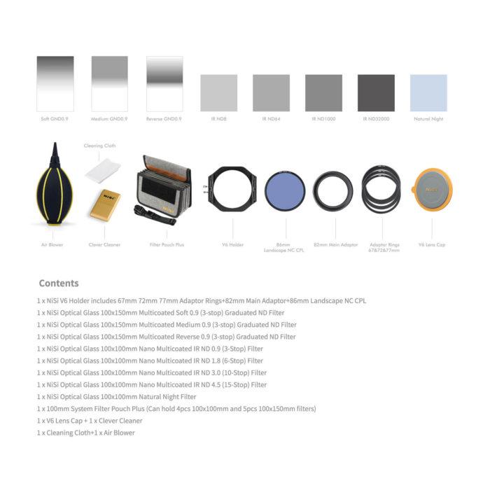 NiSi V6 Kit Professional