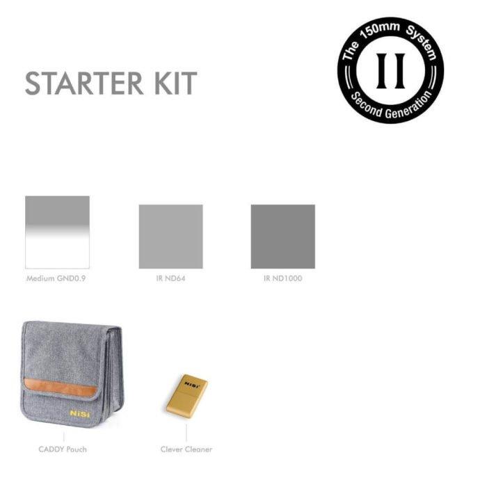 NiSi Starter Kit 150mm