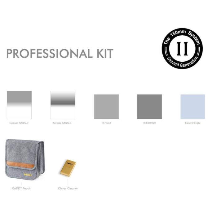 NiSi Kit Professional 150mm