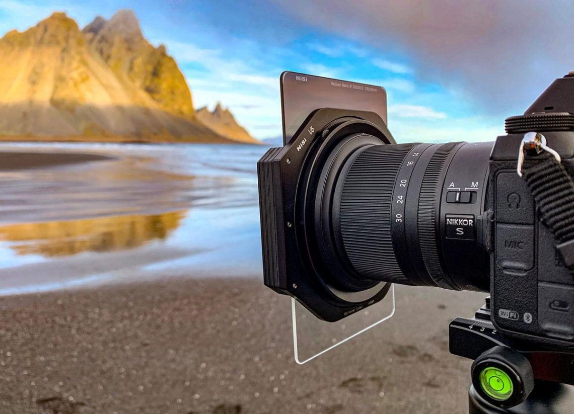 NiSi V6 Nikon Z 14-30 f/4