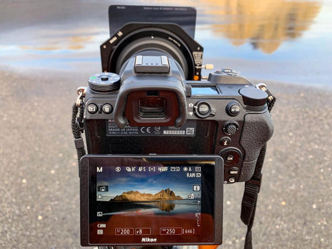 Filtri Nikon Z 14-30 F4