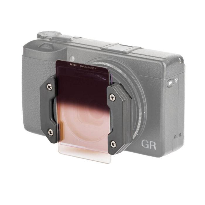 Ricoh GR2-3 filtri nisi
