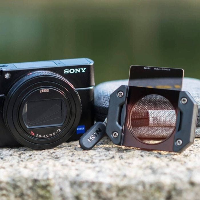 Sony rx100m6-m7 filtro gnd nisi