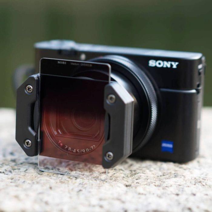 Sony rx100m6 m7 polarizzatore