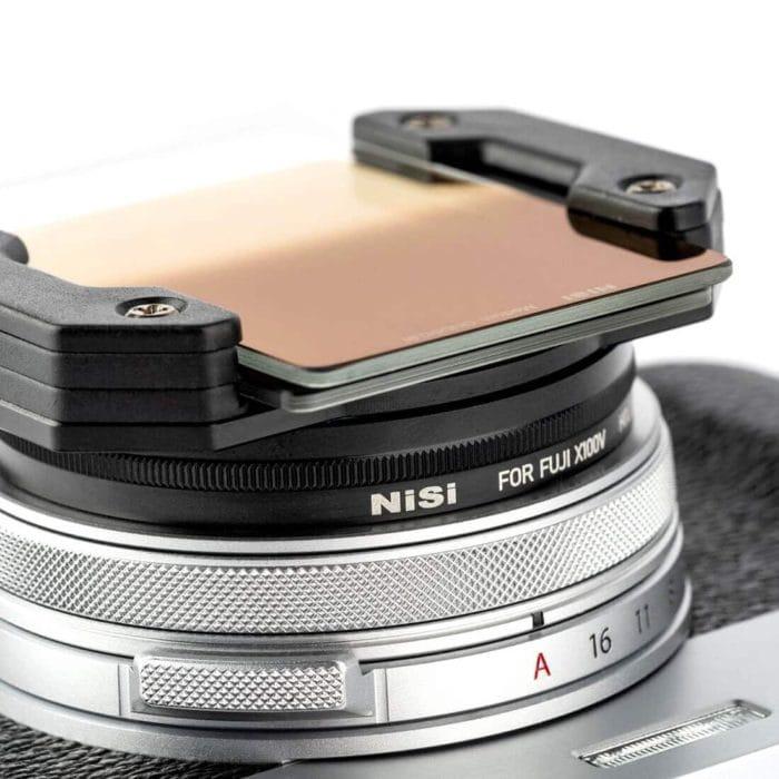 filtro polarizzatore nd fujifilm x100