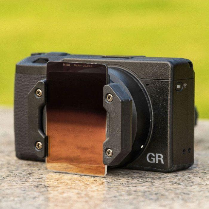filtro polarizzatore ricoh GR3