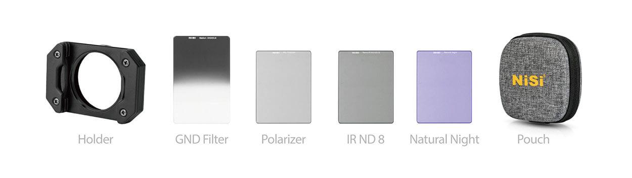 nisi professional kit Sony RX100VI-VII