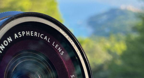 filtro cpl nisi polarizzatore
