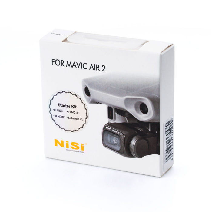 mavic air 2 filtri starter kit